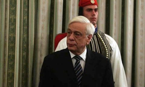 Прокопис Павлопулос прибыл в Алмирос, где пройдут памятные мероприятия по случаю освобождения города