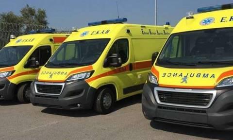 Половина машин «скорой помощи» Греции отработала нормативный срок