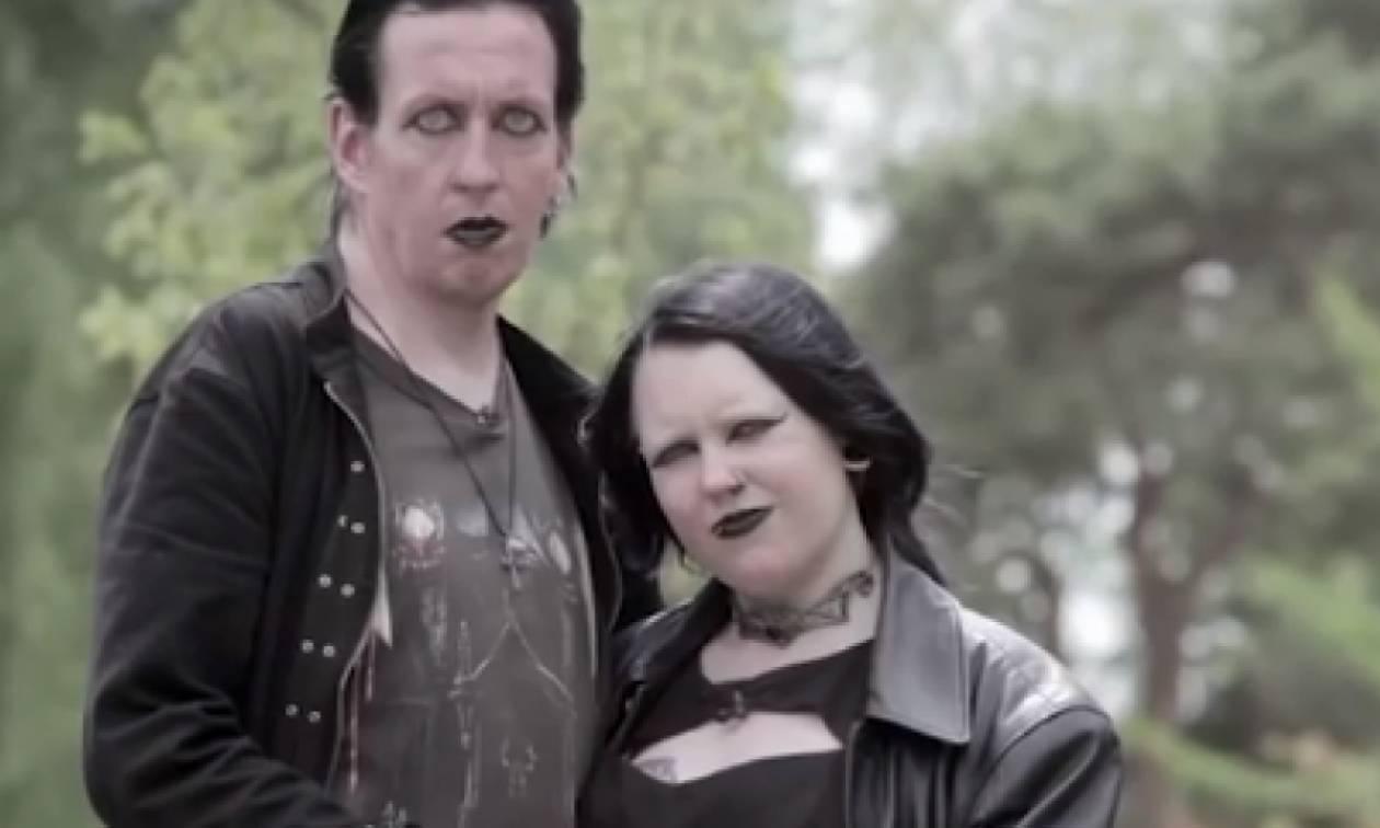 Αυτό είναι το πιο παράξενο ζευγάρι: Είναι… «βρικόλακες» και πίνει ο ένας το αίμα του άλλου