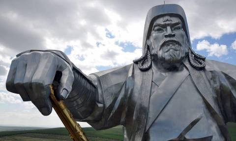 Σαν σήμερα το 1227 πέθανε ο Μογγόλος στρατηλάτης Τζένγκις Χαν