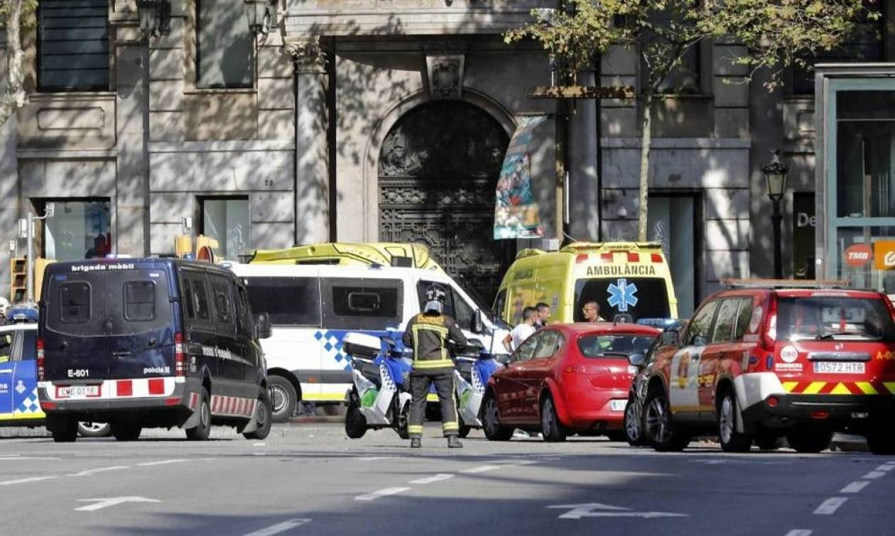 Τρομοκρατική επίθεση Βαρκελώνη: Σε κρίσιμη κατάσταση μια Ελληνίδα μάνα