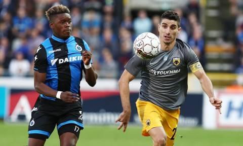 Μπριζ-ΑΕΚ 0-0: Απόδραση και… προβάδισμα πρόκρισης!