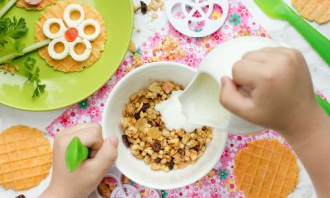 Απαραίτητο το πρωινό για τη σωστή θρέψη των παιδιών, σύμφωνα με νέα έρευνα