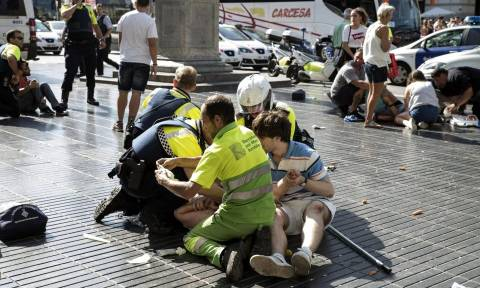 Επίθεση Βαρκελώνη: Χαροπαλεύει στην εντατική η Ελληνίδα μητέρα