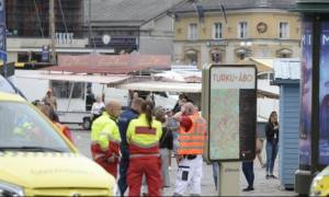 Αιματηρή επίθεση με μαχαίρι στη Φινλανδία