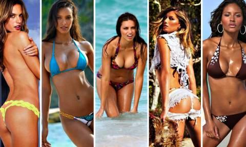 Αυτές είναι οι 5 πιο καυτές Βραζιλιάνες μοντέλες!