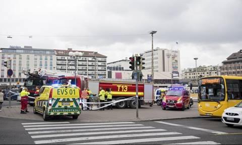 Полиция не рассматривает нападение в Турку как теракт