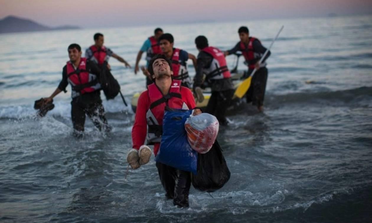 Προσφυγικό: 1.421 πρόσφυγες και μετανάστες πέρασαν στο Αιγαίου από αρχές Αυγούστου