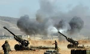 Λίβανος και Χεζμπολάχ ξεκίνησαν επιχείρηση κατά του Ισλαμικού Κράτους στα σύνορα με τη Συρία