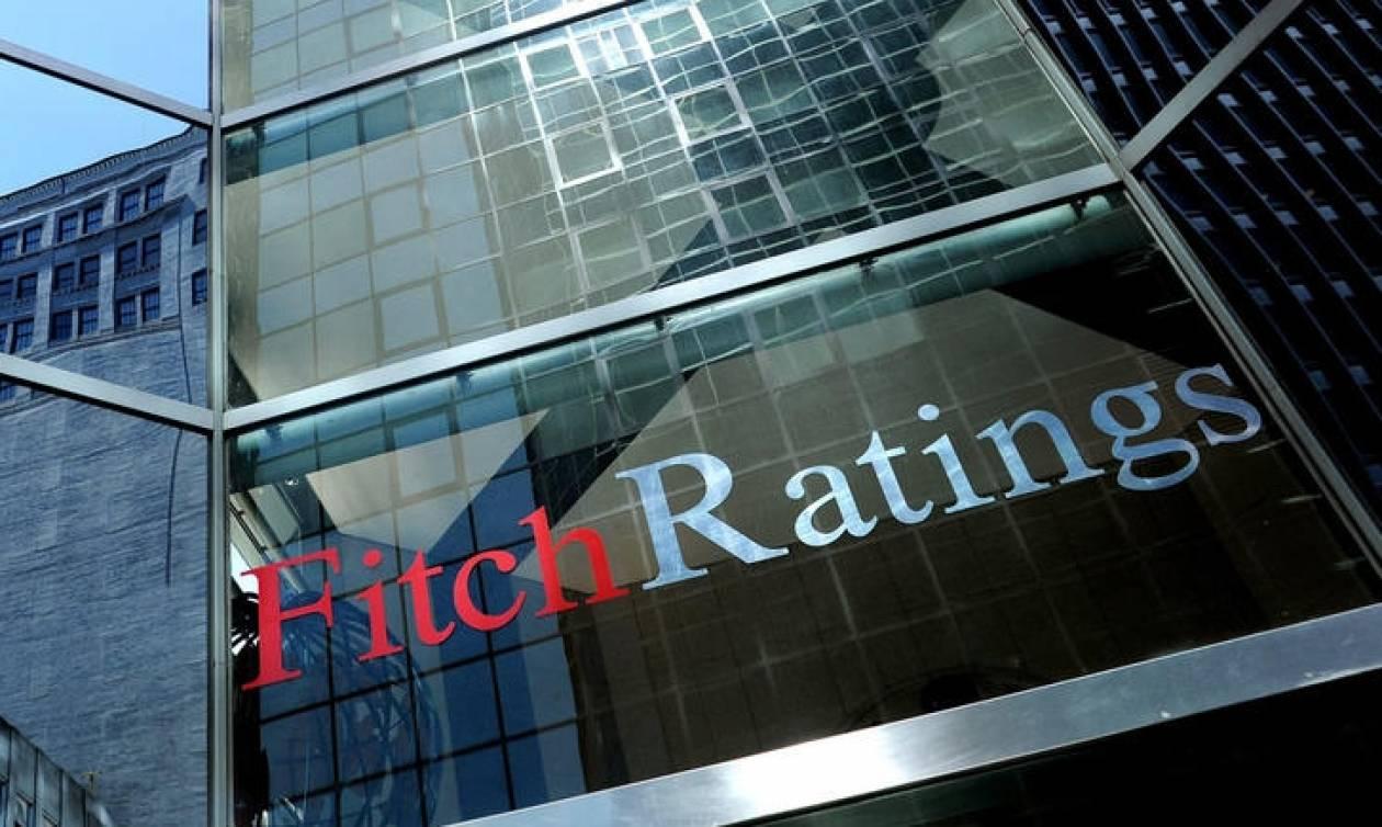 «Θετικό βήμα» η αναβάθμιση της πιστοληπτικής ικανότητας της Ελλάδας από τον Fitch