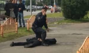 Ανατροπή στις έρευνες των αρχών για την αιματηρή επίθεση με μαχαίρι στη Ρωσία (Pics+Vid)