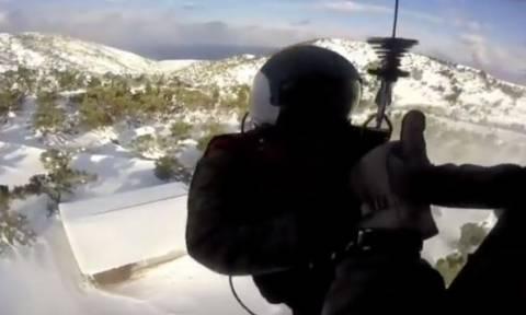 Βίντεο που κόβει την ανάσα! Έτσι σώζει ζωές το Πολεμικό Ναυτικό: Καρέ – καρέ επιχειρήσεις διάσωσης