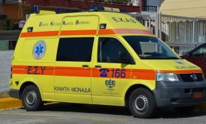 Ασύλληπτη τραγωδία στη Λαμία: Σκοτώθηκε μπροστά στα μάτια του φίλου του