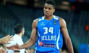 ΣΟΚ στην Εθνική: Εκτός Ευρωμπάσκετ ο Γιάννης Αντετοκούνμπο