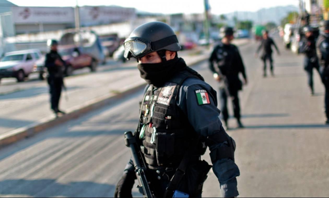 Μεξικό: Τρεις αστυνομικοί βρέθηκαν νεκροί στη Σαλαμάνκα