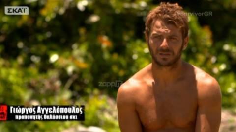 Η αποκάλυψη του Ντάνου για τις σεξουαλικές ορμές στο Survivor (video)