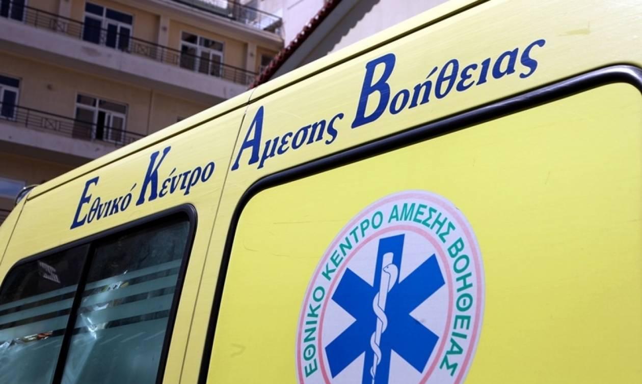 Νέο σοβαρό τροχαίο στη Κρήτη: Δυο τραυματίες μετά από σφοδρή σύγκρουση αυτοκινήτων (pics)
