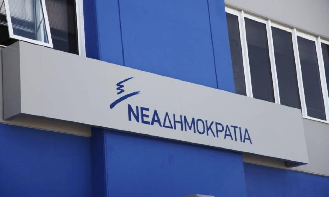 Ν.Δ: Η απόφαση της κυβέρνησης να μην συμμετάσχει στο συνέδριο στην Εσθονία, προσβάλλει τους Έλληνες
