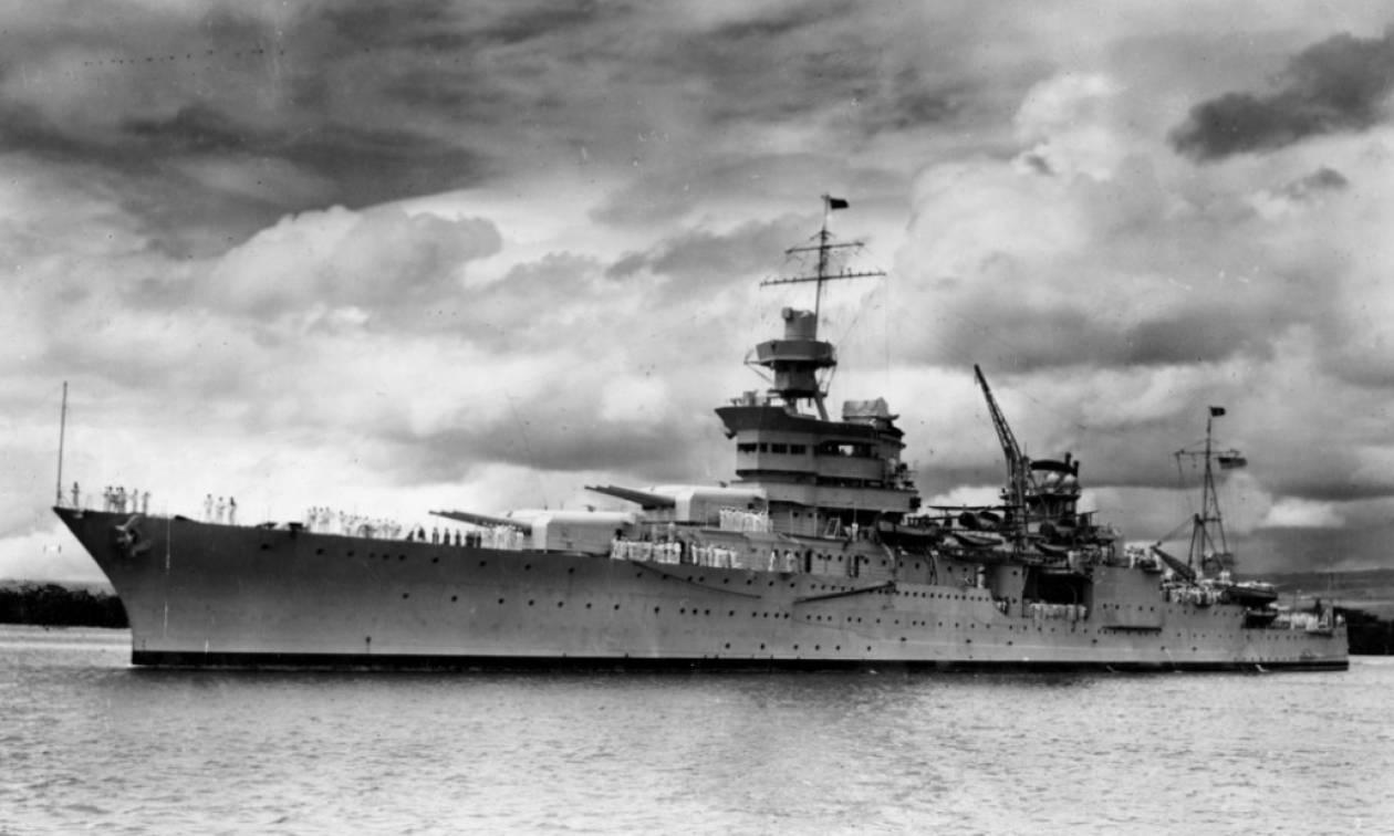 Πλοίο από τον Β' Παγκόσμιο Πόλεμο εντοπίστηκε 72 χρόνια μετά τον τορπιλισμό του!