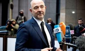 Μοσκοβισί: Το γερμανικό πλεόνασμα αποσταθεροποιητικός παράγοντας για ολόκληρη την Ευρωζώνη