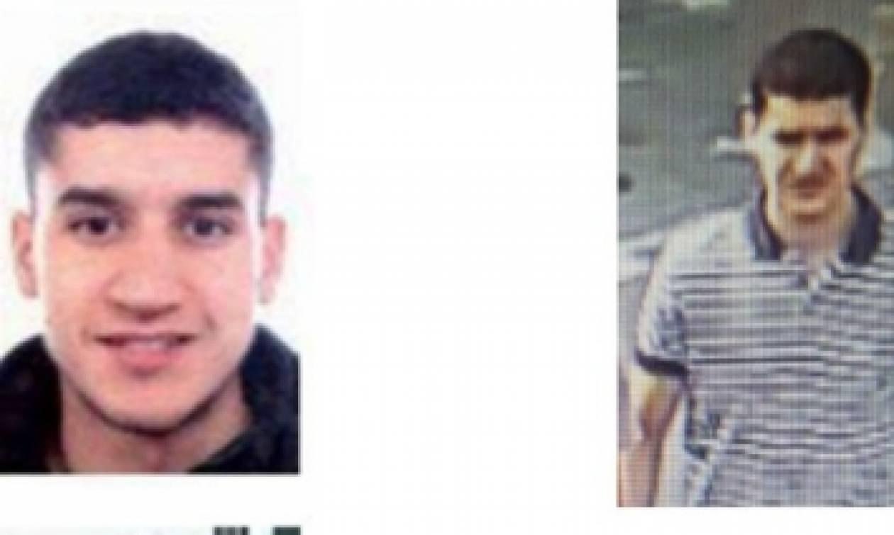 Βαρκελώνη: Νέες φωτογραφίες του μακελάρη – Ανθρωποκυνηγητό για τη σύλληψή του (pics)