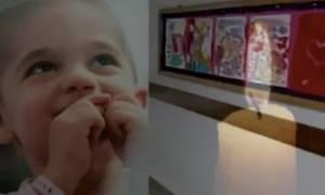 Τραγωδία: Ραγίζει καρδιές το βίντεο για την νεκρή κόρη του παρουσιαστή