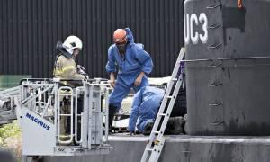 Εξαφάνιση δημοσιογράφου: Την πέταξε στη θάλασσα και μετά κατάστρεψε το υποβρύχιο