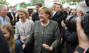 Γερμανικές εκλογές: Σκάνδαλο στην προεκλογική εκστρατεία της Μέρκελ