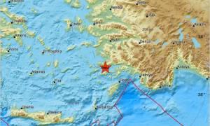 Σεισμός στην Κω