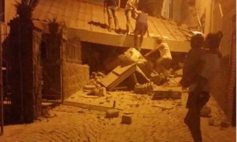Σεισμός Ιταλία: Συγκλονιστικά βίντεο καταγράφουν τις πρώτες στιγμές μετά το χτύπημα του Εγκέλαδου