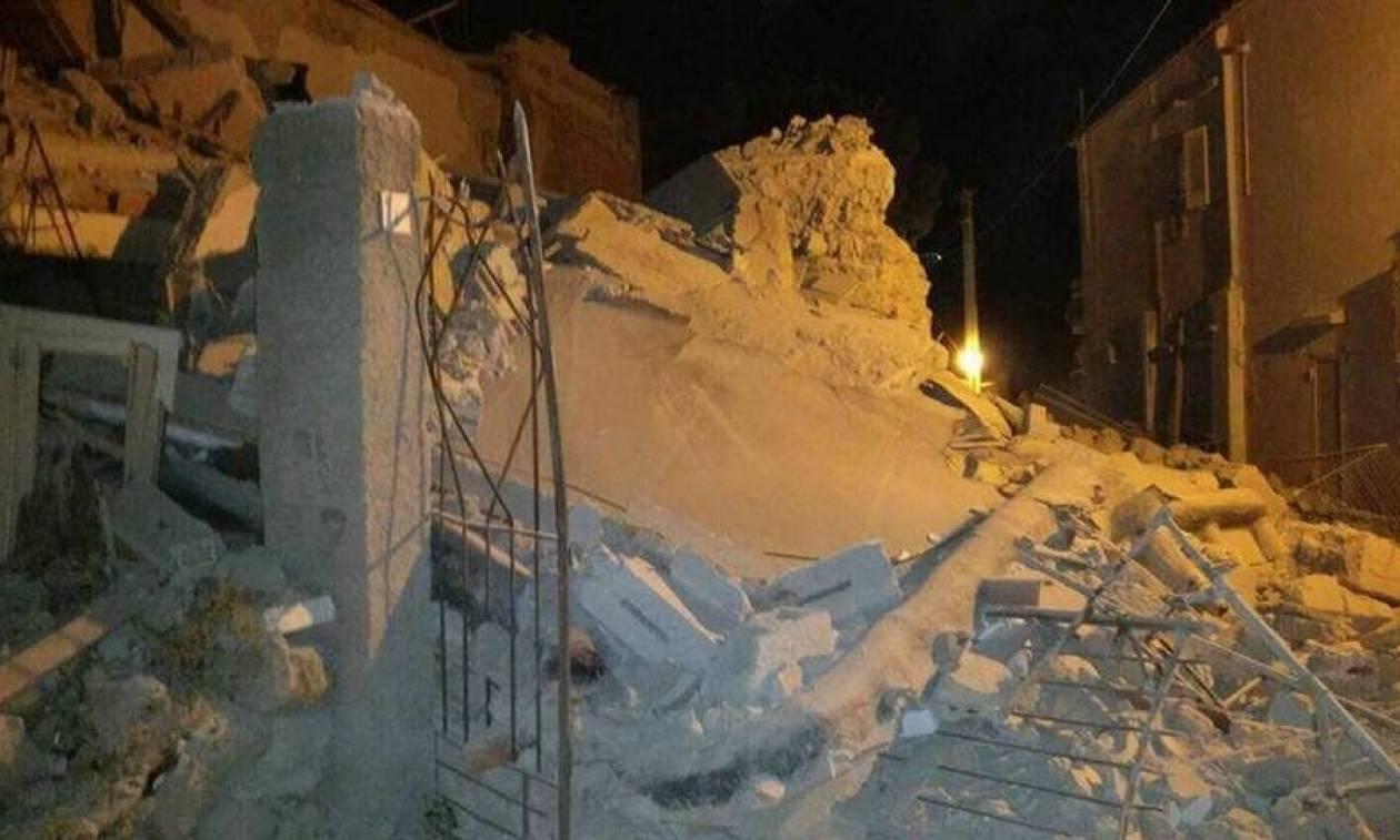 «Βόμβα» Λέκκα για το φονικό σεισμό στην Ιταλία