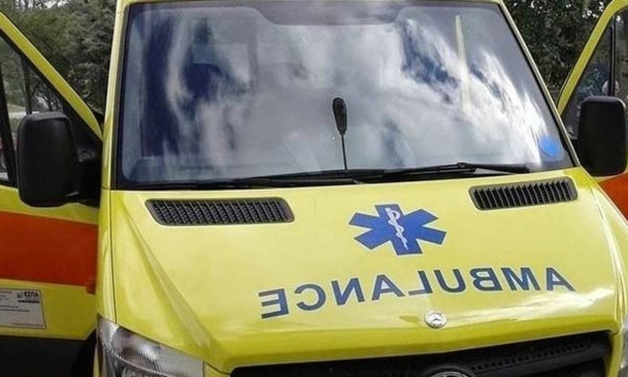 Σε κρίσιμη κατάσταση κοριτσάκι που καταπλακώθηκε από καγκελόπορτα στη Λάρισα