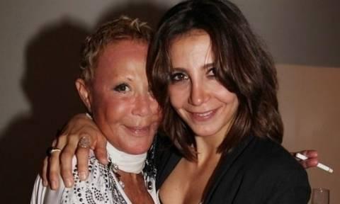 Ραγίζει καρδιές το «αντίο» της Μαρίας Ελένης Λυκουρέζου στη μητέρα της, Ζωή Λάσκαρη