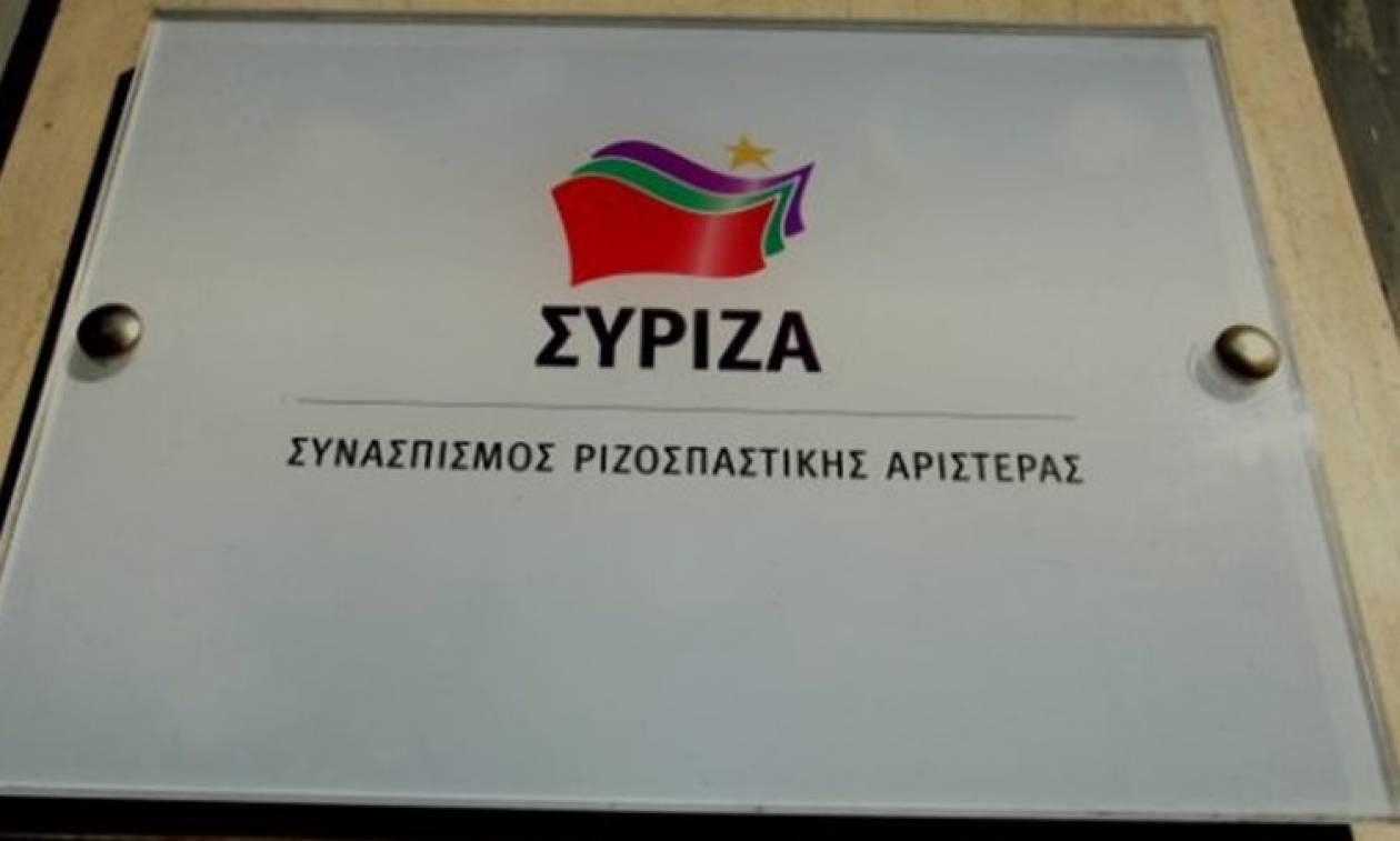 ΣΥΡΙΖΑ: Η ΝΔ κάνει στροφή προς την ακροδεξιά