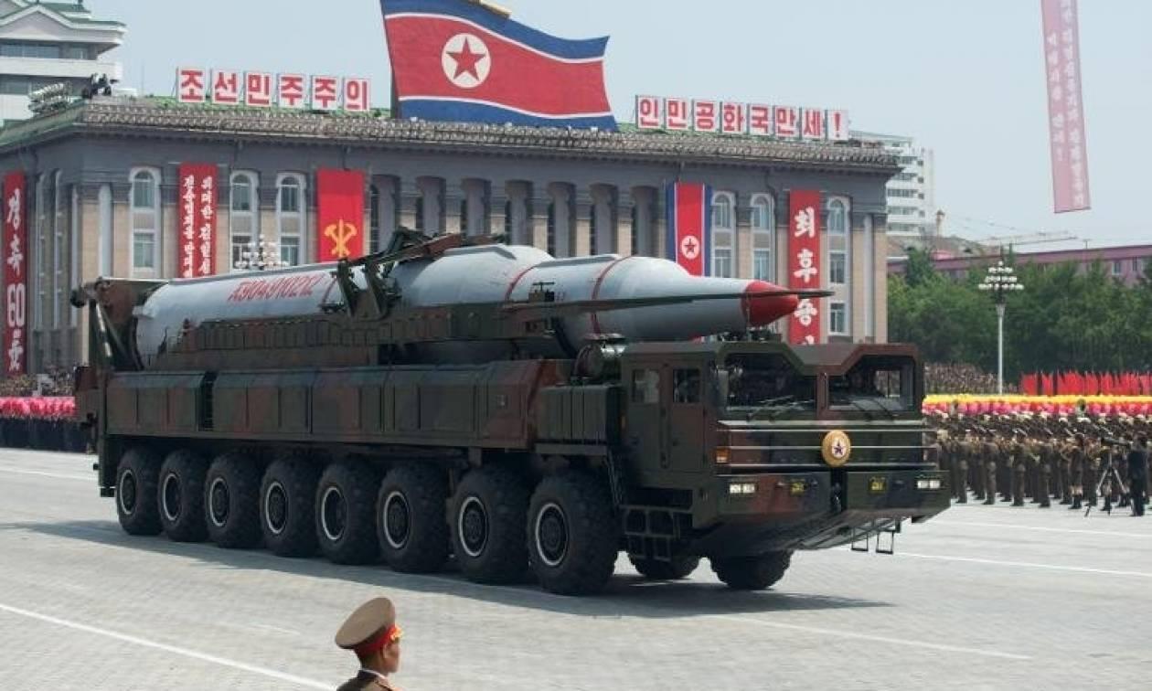 Βόρεια Κορέα προς ΗΠΑ: Καμία διαπραγμάτευση για το πυρηνικό μας πρόγραμμα