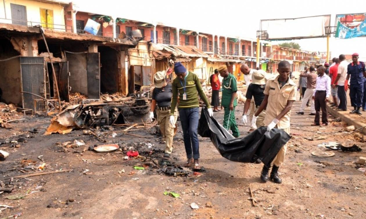 Νιγηρία - Απερίγραπτη Φρίκη: Όλο και περισσότερα παιδιά-βόμβες χρησιμοποιεί η Μπόκο Χαράμ