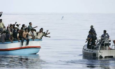 Frontex rescues 48 refugees near islet of Ro