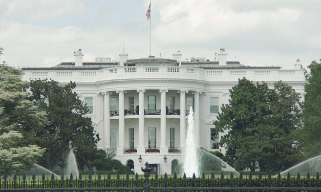 ΗΠΑ: Συναγερμός στο Λευκό Οίκο για ύποπτο πακέτο