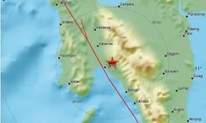 Ισχυρός σεισμός στις Φιλιππίνες