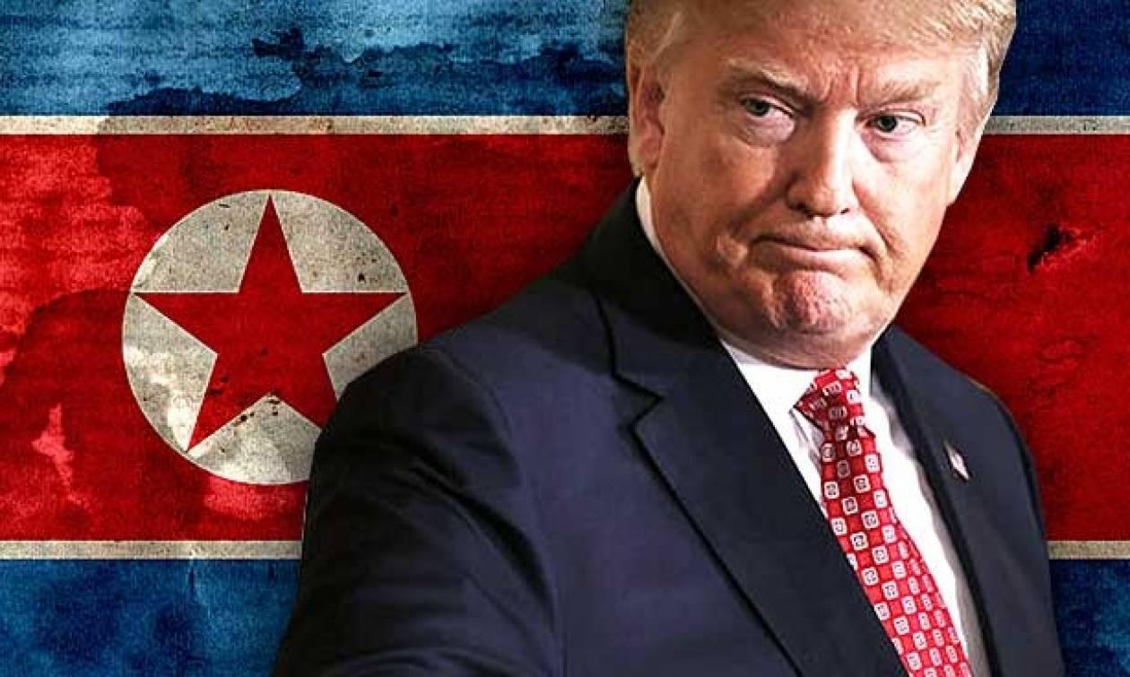 Ντόναλντ Τραμπ: Ο Κιμ Γιονγκ Ουν έχει αρχίσει να μας σέβεται