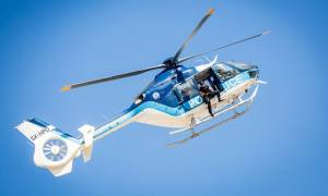 Ρέθυμνο: Ελικόπτερο της ΕΛ.ΑΣ εντόπισε «δάσος» κάνναβης με 1.512 δενδρύλλια