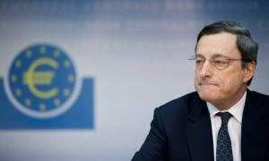 Ντράγκι: Πετυχημένα τα μέτρα της νομισματικής πολιτικής που εφαρμόσαμε