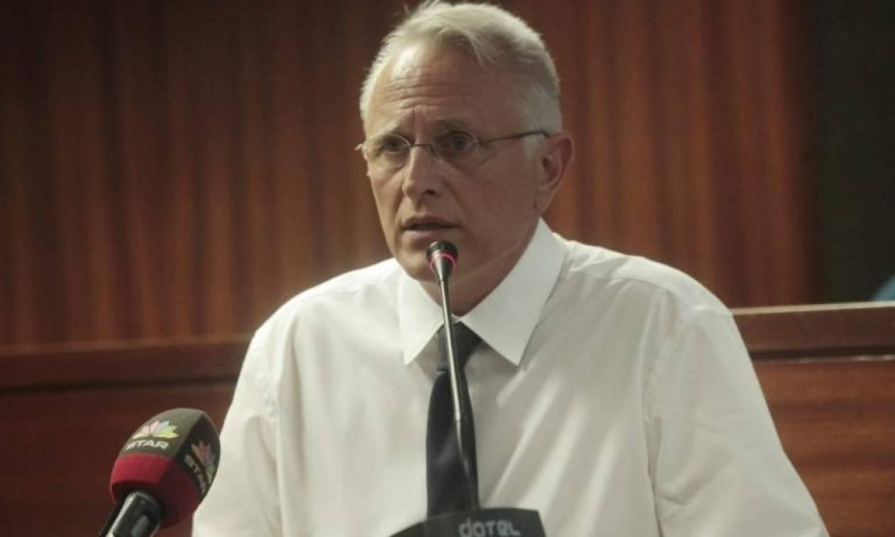 Υποψήφιος για επικεφαλής της Δημοκρατικής Συμπαράταξης ο Γιάννης Ραγκούσης