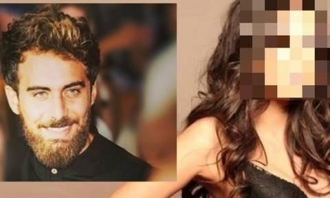 Γνωστή παρουσιάστρια χαστούκισε τον Μάριο Πρίαμο Ιωαννίδη - Χαμός στο club