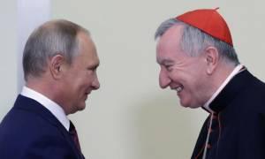 Ρωσία: Διάλογο με το Βατικανό ξεκινά ο Πούτιν