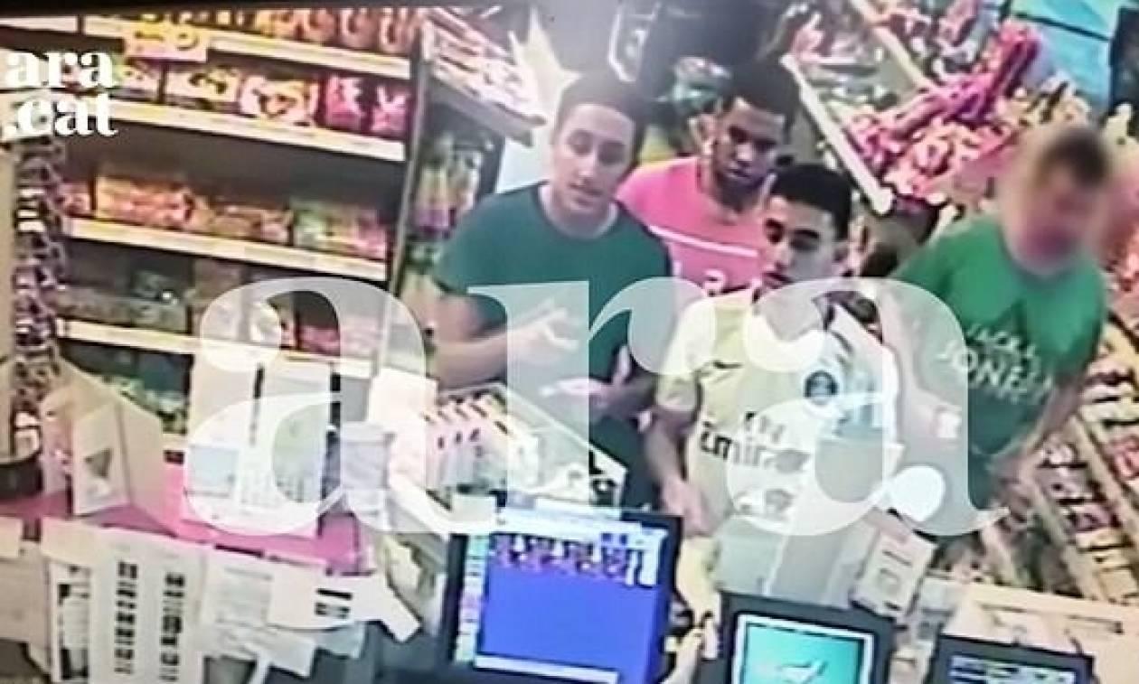 Βίντεο ντοκουμέντο: Οι τρομοκράτες της Καμπρίλς χαμογελαστοί λίγο πριν σκορπίσουν τον θάνατο (vid)