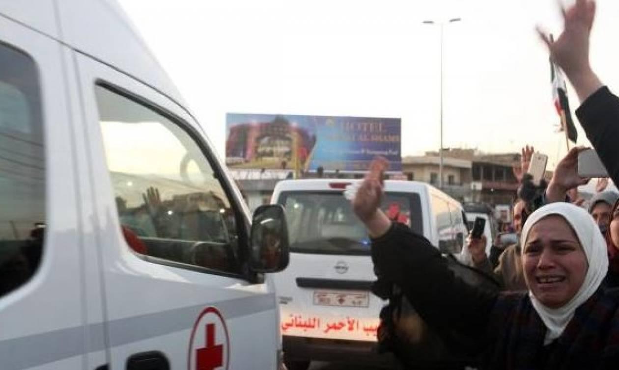 Διεθνής Αμνηστία: Οι άμαχοι κινδυνεύουν όλο και περισσότερο στη Ράκα