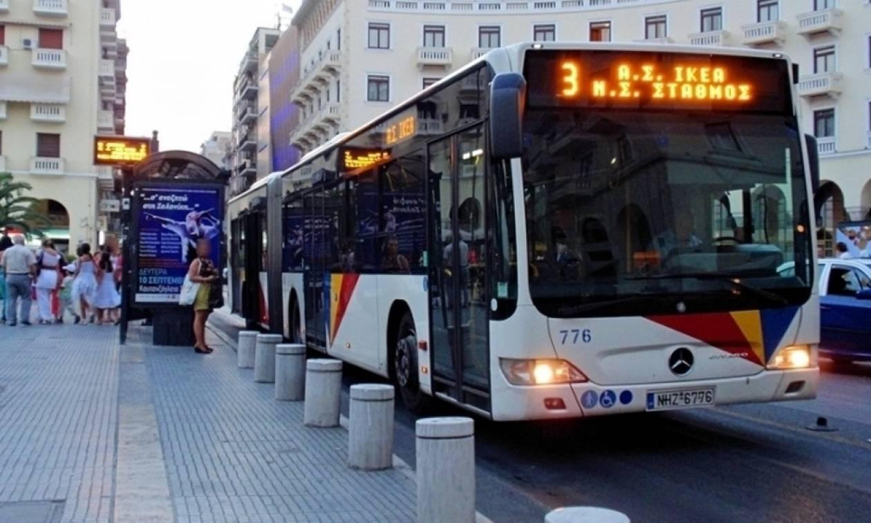 Στους δρόμους της Θεσσαλονίκης επιπλέον 70 αστικά λεωφορεία