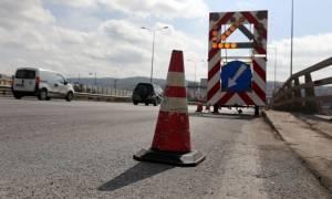 Προσοχή! Κυκλοφοριακές ρυθμίσεις στην Κορίνθου - Πατρών