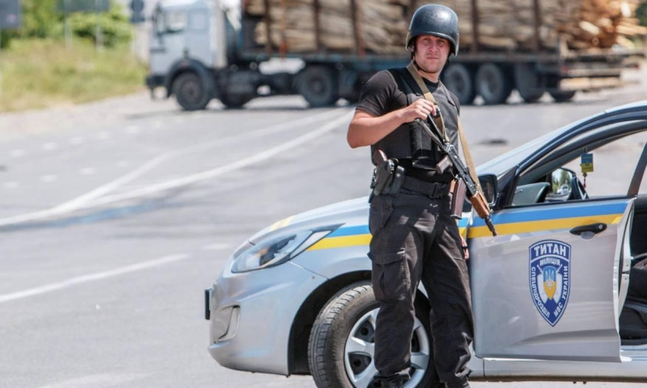 Κίεβο: Έκρηξη με δυο τραυματίες κατά τη διάρκεια εορτασμών για την ανεξαρτησία της χώρας